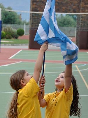 Игры детей Греции