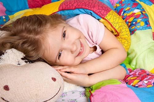 Как уложить спать ребенка 3-5 лет