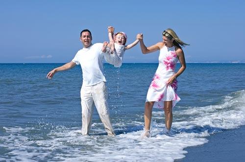 Куда отправиться в отпуск всей семьей?