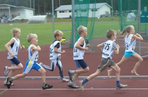 Важные замечания о беге для детей