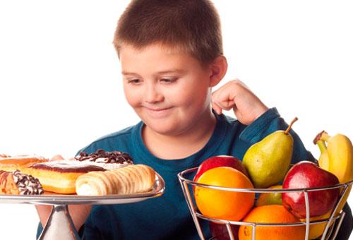 Переедание и ожирение у детей