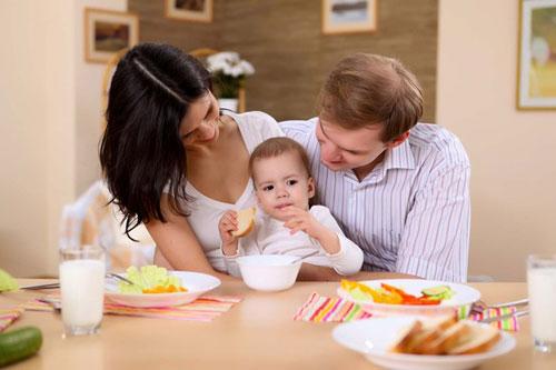 Питание детей до года. Что необходимо знать?