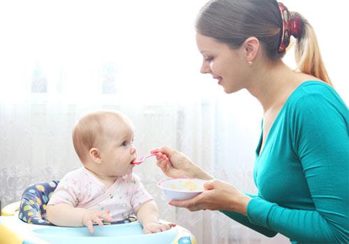 Правильный прикорм – здоровый ребенок!