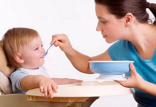 Ребенок и овощи - первая встреча!