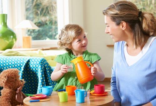 Этап в развитии ребенка ролевые игры