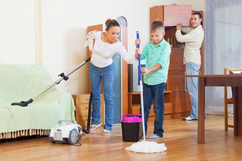 Дети и домашние дела: что необходимо знать?