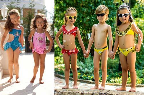Детские купальники 2016