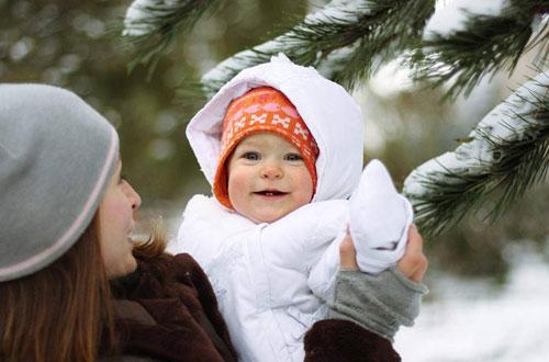 Здоровая зима для ребенка