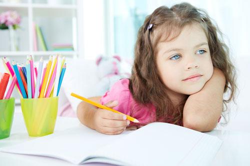 Как летом подготовить ребенка в школе