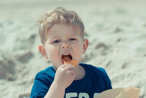 Ожирение - бич современных детей
