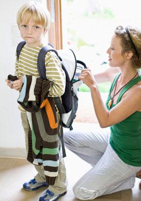 Как правильно собираться в школу