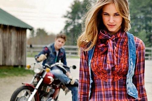 Как девушке-подростку научиться одеваться