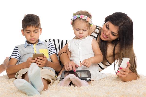 Как оградить ребенка от гаджетов