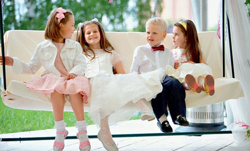 На любой свадьбе присутствуют
