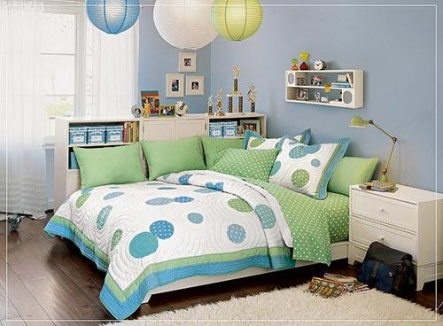 Красивый дизайн комнат для подростков