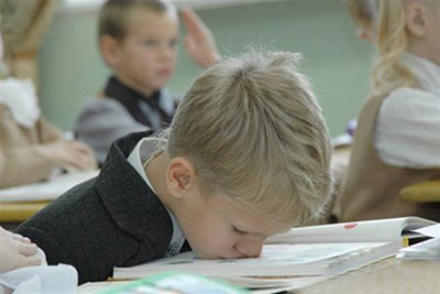 Как помочь ребенку не бояться школы