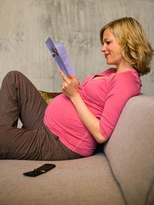 Распорядок дня беременной