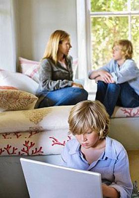 Вы общаетесь с ребенком по душам?