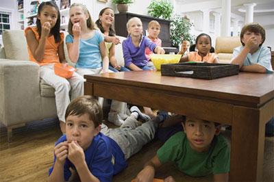 Развивающие игры для детишек разного возраста