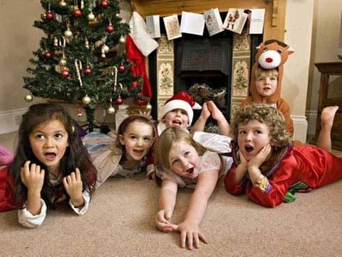 как организовать знакомство детей
