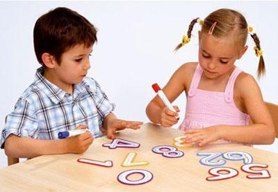 Учим ребенка считать