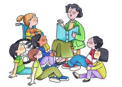 Уроки чтения в детском саду