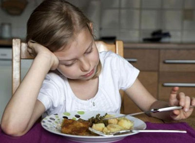 Надо ли заставлять ребенка кушать?