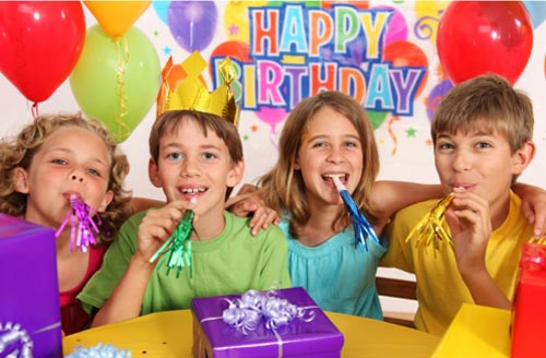 Развлекательные конкурсы викторины в день рождения