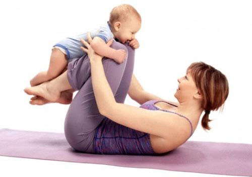 как похудеть после родов кесарево сечение отзывы
