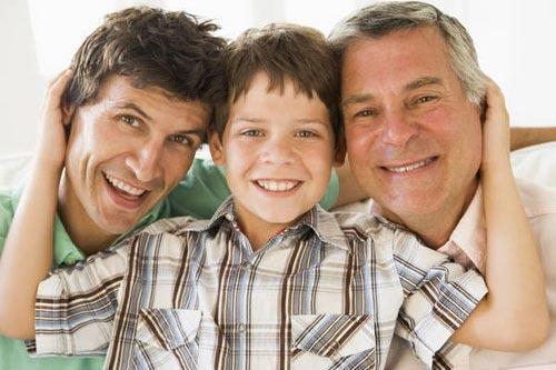 Как найти понимание между старшим и <u>отношение</u> младшим поколениями