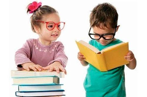 дети знакомых разного возраста