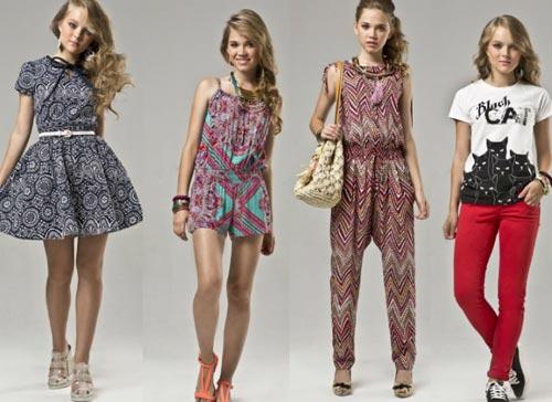 Брендовая одежда для подростков