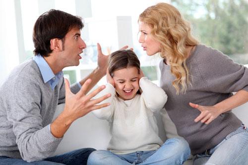 Как преодолеть семейный конфликт