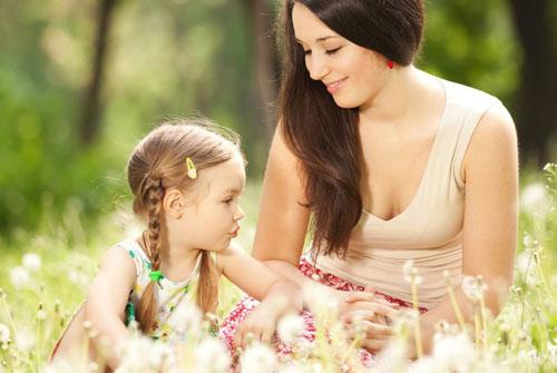доч с другом мамы