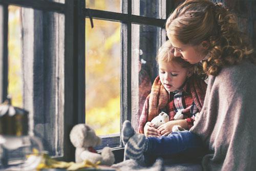 знакомство с ребенком до года в детском доме