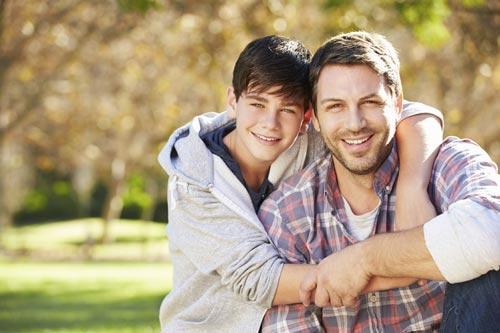 Как отцу воспитать настоящего мужчину