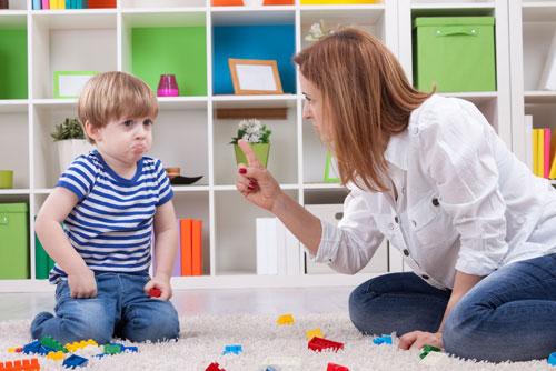 """Как правильно сказать своему ребенку """"НЕТ""""?"""