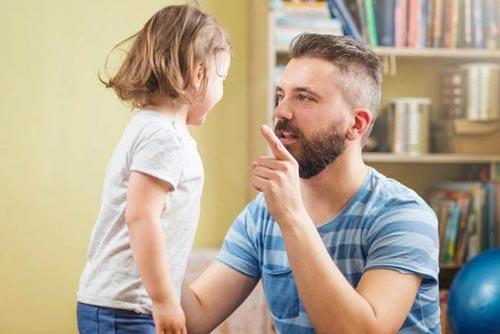 Установите обязательные запреты для детей