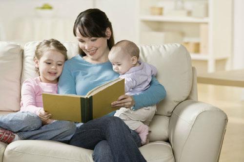 Картинки по запросу мама двое детей