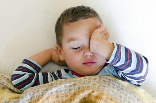 Почему ребёнок просыпается ночью в 2 года
