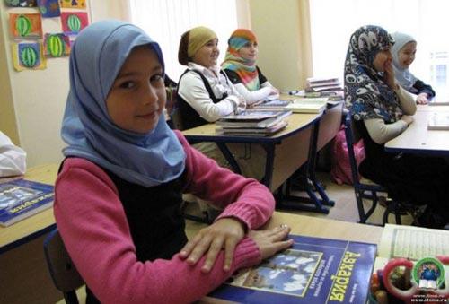 Сексуальное воспитание в мусульнских странах